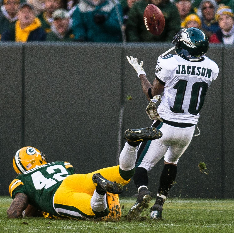 Week 11 Giants Vs Packers: Packers Vs. Eagles